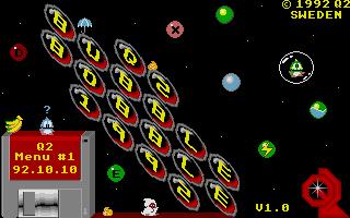 Thumbnail of other screenshot of Q2 Bubble Bobble 1992