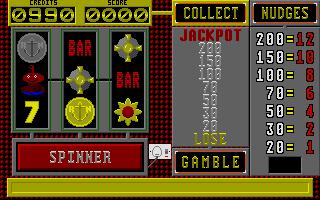 Screenshot of Spin Mania