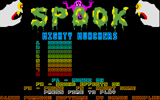 Thumbnail of other screenshot of Spook