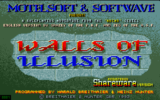 Thumbnail of other screenshot of Walls Of Illusion
