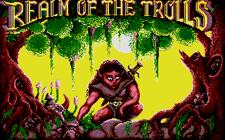 Thumbnail of other screenshot of Realm of the Trolls