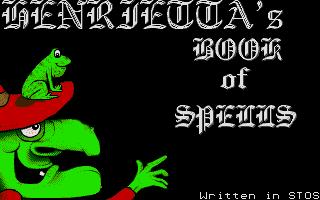 Thumbnail of other screenshot of Henriettas Book of Spells
