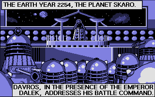 Thumbnail of other screenshot of Dalek Attack