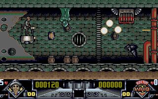 Thumbnail of other screenshot of Dalek Attack