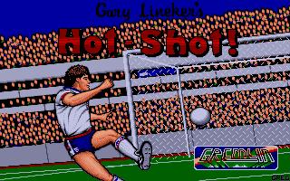 Thumbnail of other screenshot of Gary Lineker's Hot-Shot!