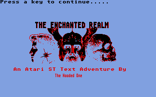 Screenshot of Enchanted Realm, The