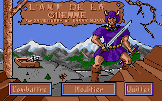 Screenshot of Ancient Art of War, The