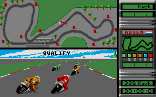 Screenshot of Grand Prix 500 2