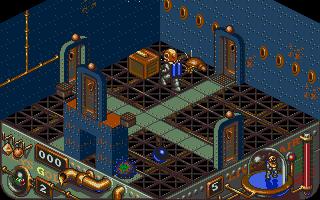 Screenshot of Treasure Trap