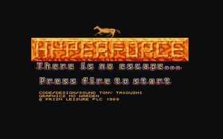 Screenshot of Hyperforce