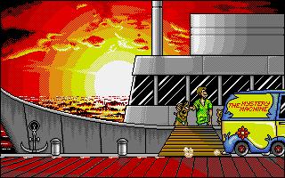 Screenshot of Scooby-Doo And Scrappy-Doo