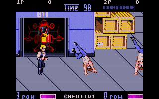 Thumbnail of other screenshot of Double Dragon 2 - The Revenge