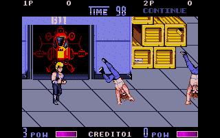 Screenshot of Double Dragon 2 - The Revenge