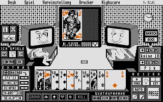 Thumbnail of other screenshot of Skat 2000