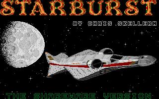 Screenshot of Starburst