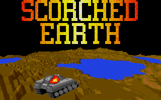 Thumbnail of other screenshot of Scorched Earth
