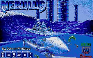 Screenshot of Nebulus