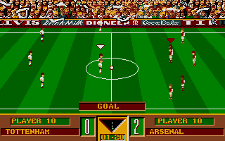 Thumbnail of other screenshot of Gazza's Super Soccer