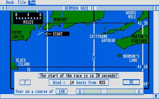 Screenshot of Bermuda Race 2
