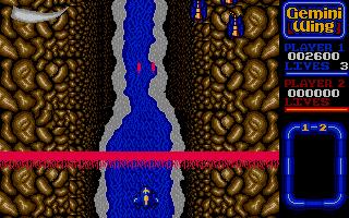 Screenshot of Gemini Wing