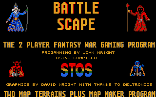 Thumbnail of other screenshot of Battle Scape