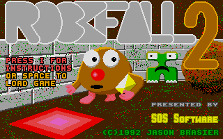 Thumbnail of other screenshot of Rockfall 2 - The Perils Of Spud