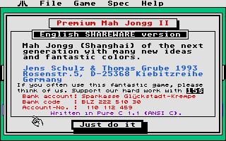 Thumbnail of other screenshot of Premium Mah Jongg 2