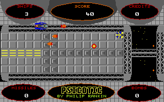 Screenshot of Psicotic