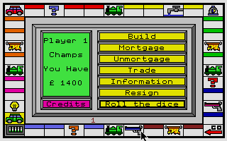 Screenshot of Safe As Houses
