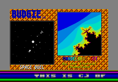Thumbnail of other screenshot of Space Duel