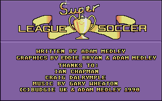Thumbnail of other screenshot of Super League Soccer