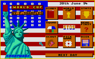 Thumbnail of other screenshot of World Cup - Finals