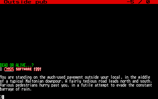 Screenshot of Dead or Alive