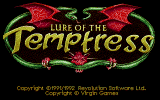 Thumbnail of other screenshot of Lure of the Temptress