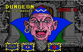 Screenshot of Dungeon
