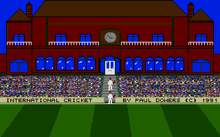 Thumbnail of other screenshot of International Cricket 2