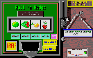 Screenshot of Roll 'N Nudge