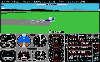 Thumbnail of other screenshot of Flight Simulator 2 - Scenery Disk 13 - Japan