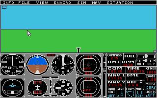 Thumbnail of other screenshot of Flight Simulator 2 - Scenery Disk 07 - Washington