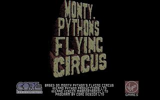 Screenshot of Monty Python's Flying Circus