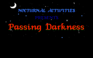 Thumbnail of other screenshot of Passing Darkness