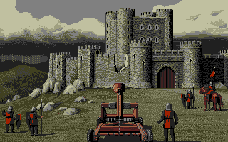 Thumbnail of other screenshot of Defender of the Crown