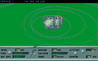 Screenshot of Reach For The Skies