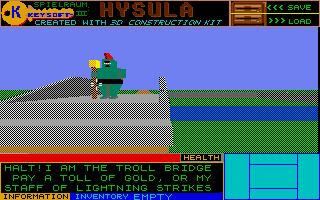 Thumbnail of other screenshot of Hysula - Spielraum Saga Part III