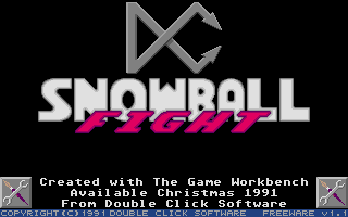 Thumbnail of other screenshot of Snowball Fight