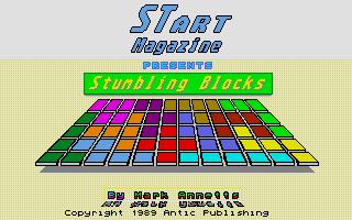 Thumbnail of other screenshot of Stumbling Blocks