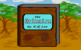 Thumbnail of other screenshot of Grimoire, The