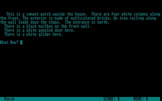 Screenshot of House Of O's, The