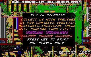 Thumbnail of other screenshot of Key To Atlantis
