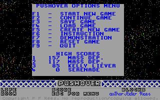 Screenshot of Pushover